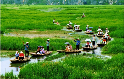 Hanoi - Ha Long - Ninh Binh ( 5 Days 4 nights )