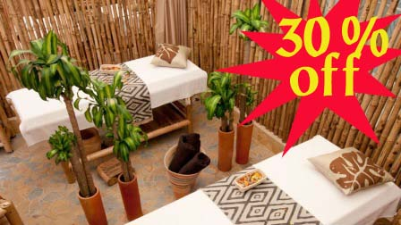 Spa Special Promotion