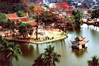 TayPhuong Pagoda - Thay Pagoda - Van Phuc Silk Village Tour full day